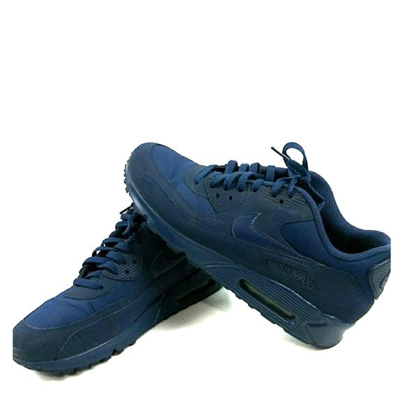 Nike Air Max 90 Blue 537384412